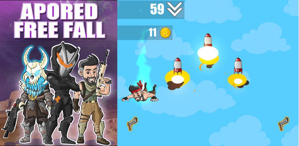 ApoRed - Free Fall