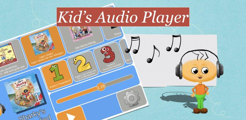 Kinder-Audio-Player